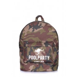 POOLPARTY Backpack Camo
