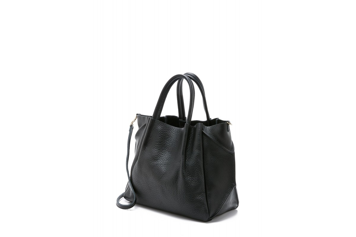 933431d79344 ProBag| Кожаная сумка - POOLPARTY Soho Rmx Black —《Здесь ДЕШЕВЛЕ ...