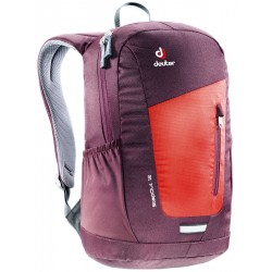 Deuter StepOut 12 Fire Aubergine