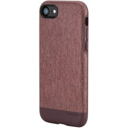 Incase Textured Snap for Apple iPhone 7 - Heather Deep Red