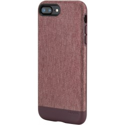 Incase Textured Snap for Apple iPhone 7 Plus - Heather Deep Red