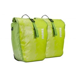 Thule Pack 'n Pedal Shield Pannier Large (Chartreuse)