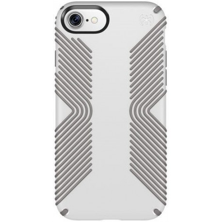 Speck for Apple iPhone 7 Presidio Grip White Ash Grey