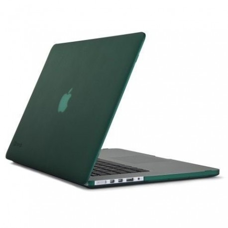 Speck MacBook Pro 15 Retina SeeThru Satin Malachite Matte