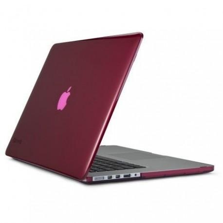 Speck MacBook Pro 13 Retina SeeThru Raspberry Glossy
