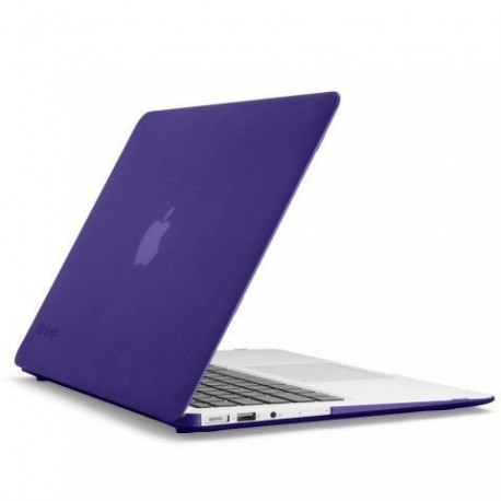 Speck MacBook Air 13 SeeThru Satin Grape Matte