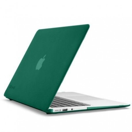 Speck MacBook Air 13 SeeThru Satin Malachite Matte
