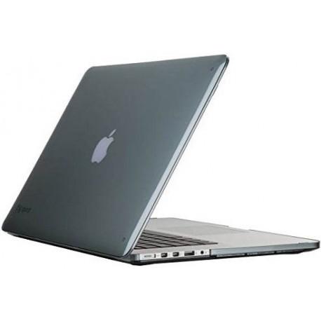 Speck MacBook Pro 15 Retina SmartShell Nickel Grey Glossy