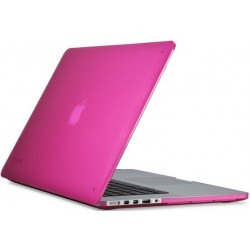 Speck MacBook Pro 15 Retina SeeThru Hot Lips Pink