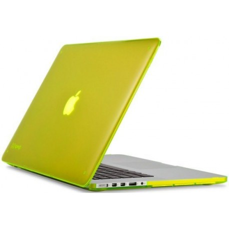 Speck MacBook Pro 15 Retina SeeThru Lightning Yellow