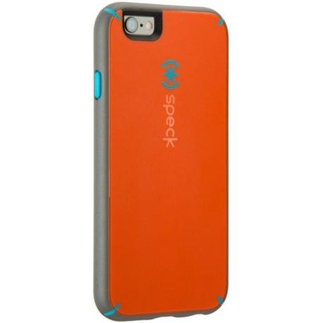 iPhone 6 MightyShell Carrot OrangeSpeck BlueSlate Grey