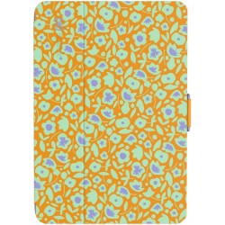 Speck StyleFolio (iPad Mini 4 /Kurbits Floral OrangeNacho OrangeHeather Purple)