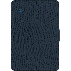 Speck for Apple iPad Air 2 StyleFolio Rattleskin Dark GreyTahoe Blue