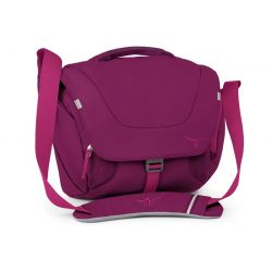 Osprey Flap Jill Mini (Dark Magenta)