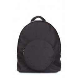 POOLPARTY Smile Backpack Black