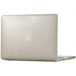 Speck for Apple Macbook Pro Retina 13 Smartshell - Clear With Gold Glitter