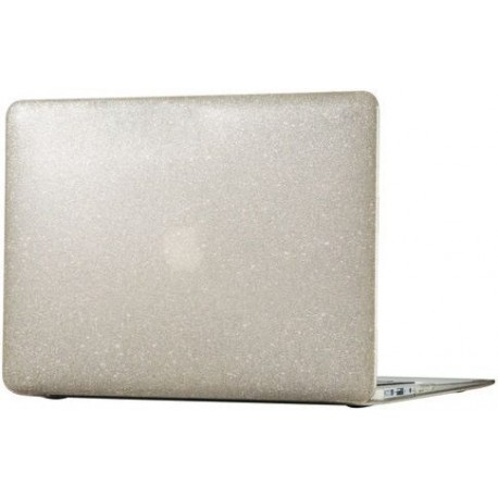 Speck for Apple Macbook Air 13 Smartshell - Clear With Gold Glitter