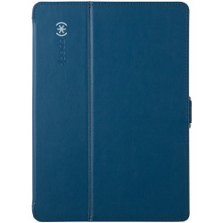Speck for Apple iPad Air and iPad Air 2 StyleFolio DeepSea Blue Nickel Grey
