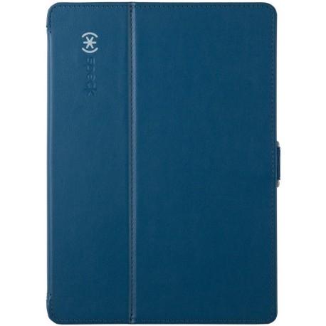 Speck for Apple iPad Air and iPad Air 2 StyleFolio DeepSea Blue Nickel Grey