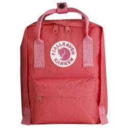 Fjallraven Kanken Mini (Peach Pink)