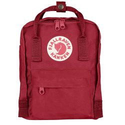 Fjallraven Kanken Mini (Deep Red)