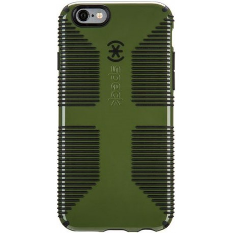 Speck iPhone 6 Candy Shell Grip - Moss GreenBlack