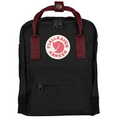 Fjallraven Kanken Mini (Black-Ox Red)