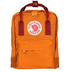 Fjallraven Kanken Mini (Burnt Orange-Deep Red)