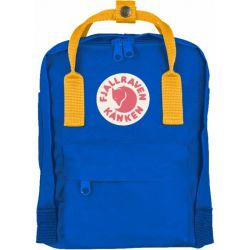Fjallraven Kanken Mini (UN Blue-Warm Yellow)