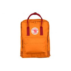 Fjallraven Kanken (Burnt Orange-Deep Red)