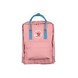 Fjallraven Kanken (Pink-Air Blue)