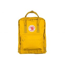Fjallraven Kanken (Warm Yellow)