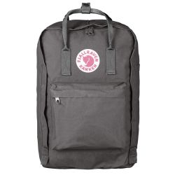 Fjallraven Kanken Laptop 17 (Super Grey)