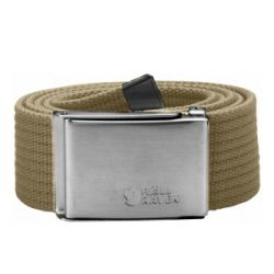 Fjallraven Canvas Belt (Light Khaki)