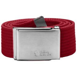 Fjallraven Canvas Belt (Deep Red)