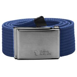 Fjallraven Canvas Belt (Deep Blue)