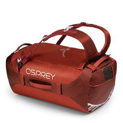 Osprey Transporter 65 Ruffian Red