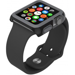 Speck for Apple Watch 38mm CandyShell Fit BlackSlate Grey