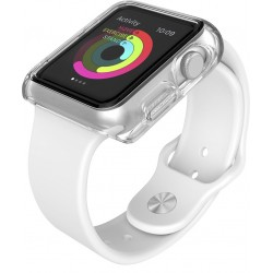 Speck for Apple Watch 38mm CandyShell Fit ClearClear