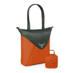 Osprey Ultralight Stuff Tote (Poppy Orange)