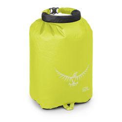Osprey Ultralight Drysack 12L (Electric Lime)
