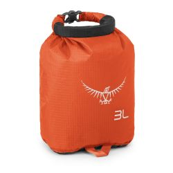Osprey Ultralight Drysack 3L (Poppy Orange)