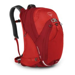Osprey Radial 34 (Lava Red)