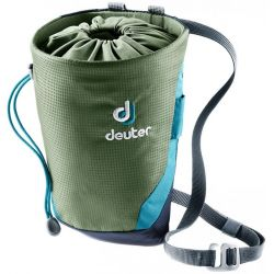 Deuter Gravity Chalk Bag II L (Khaki Navy)