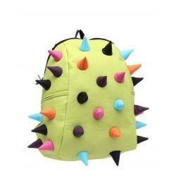 "MadPax Рюкзак ""Rex Half"", цвет Lime Multi (лаймовый мульти)"