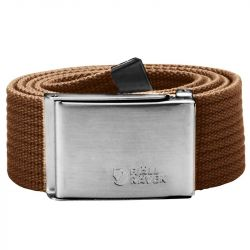 Fjallraven Canvas Belt (Chestnut)