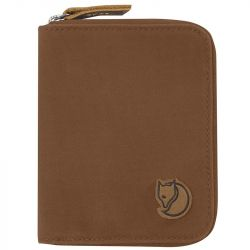 Fjallraven Zip Wallet (Chestnut)