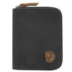 Fjallraven Zip Wallet (Dark Grey)