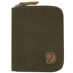 Fjallraven Zip Wallet (Dark Olive)