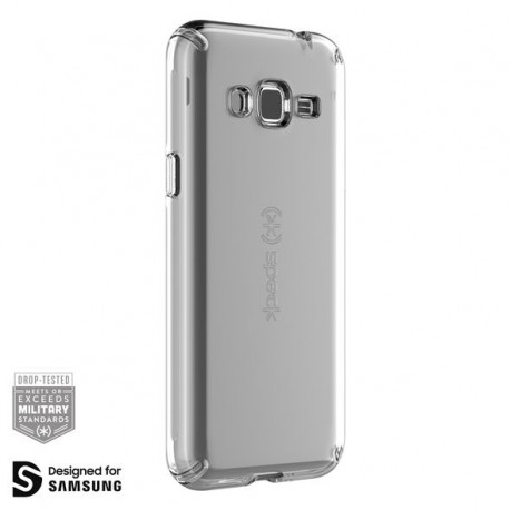 Speck for Samsung Galaxy J3Express Prime J3V Candyshell Clear - ClearClear
